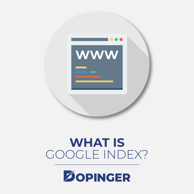 what is google index