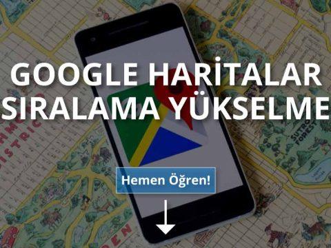 Google Haritalarda Sıralama Yükseltme İpuçları
