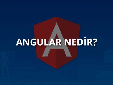 Angular Nedir?