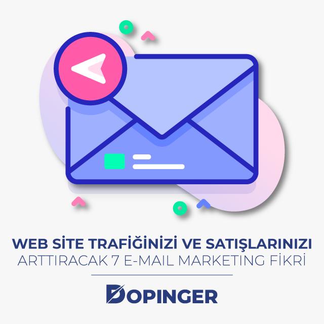 email marketing fikirleri
