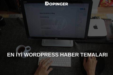 En İyi 3 WordPress Haber Teması