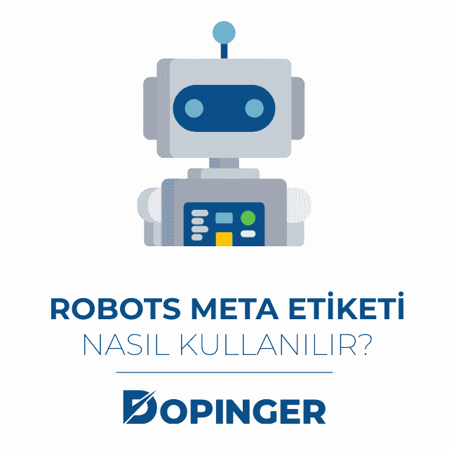 robots meta etiketi