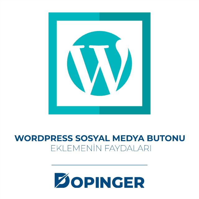 wordpress sosyal medya butonu ekleme yolları