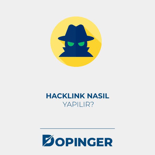 Hacklink nasıl yapılır?