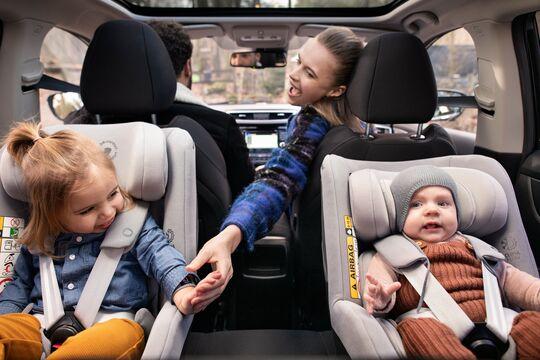Sièges auto