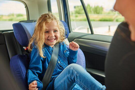 Cadeiras auto para criança