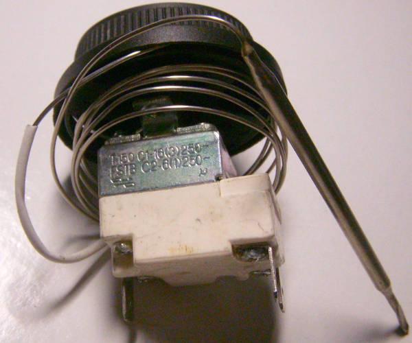 Плавный терморегулятор Sanal WYF300S до 300°C для электроплиты
