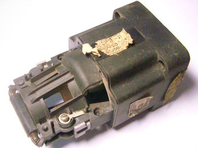 Корпус с пружинными щеткодержателями для электродрели Диолд-ДРЭ-2