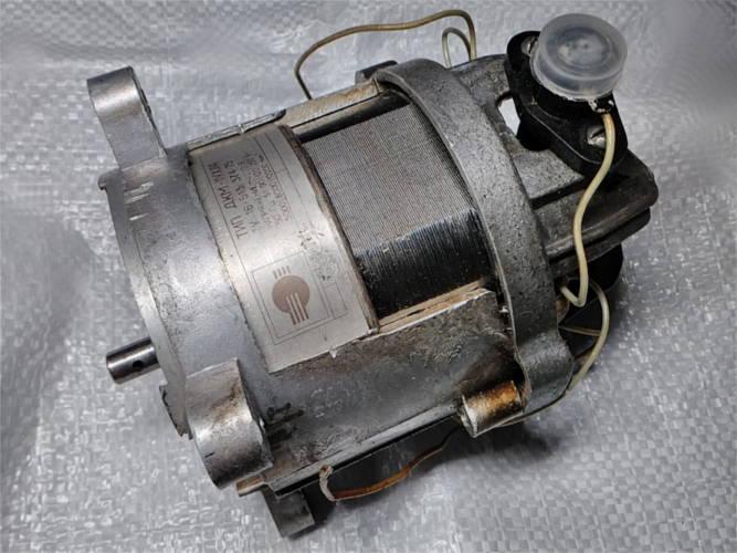 Оригинальный электродвигатель ДКМ-1УХЛ4 для кухонного комбайна Straume СССР