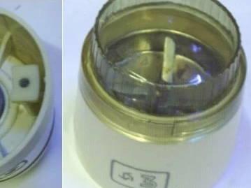 Насадка кофемолки в сборе для кухонного комбайна Мрия