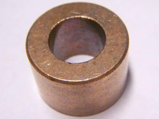 Латунная втулка d10*18 для болгарки Фиолент 230