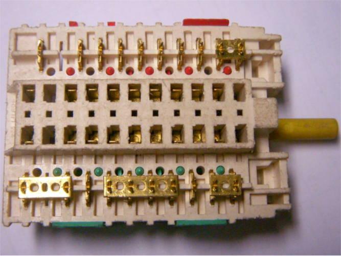 10-ти позиционный переключатель электроплиты Privileg