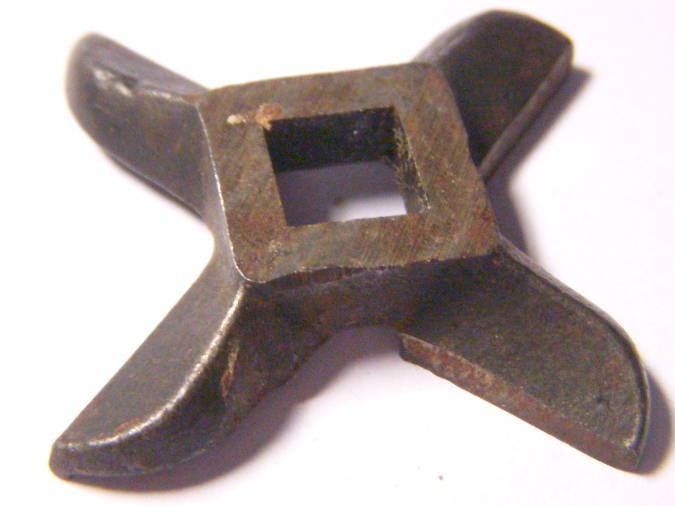Нож ручной и электромясорубки Эльво, DEX