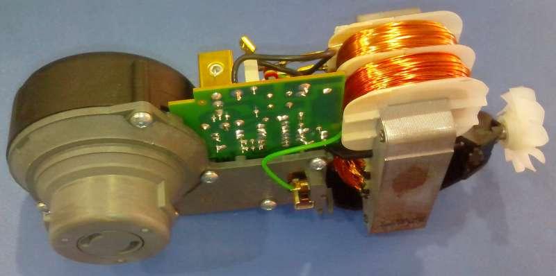 Интегрированный моторизированный редуктор типа BOSCH/ Zelmer