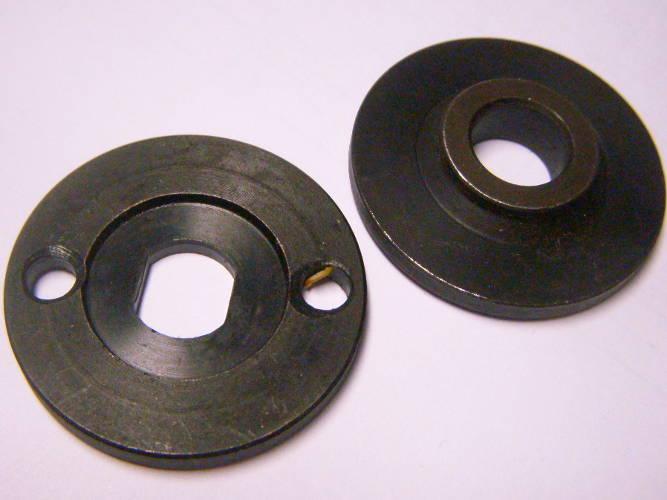 Комплект прижимных шайб дисковой электропилы Einhell, Bosch, Фиолент ЗПД-1600, ЗПД-2000, ПД3-7