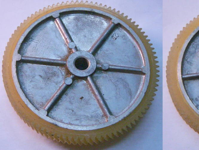 Шестерня 100*9-Z92 для мясорубки Zelmer ЭМШ36/130-4 Ротор-Черкассы