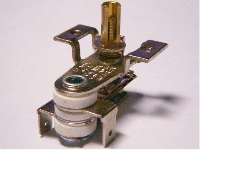 Биметаллический термостат 16А для духовки Orion, Vimar