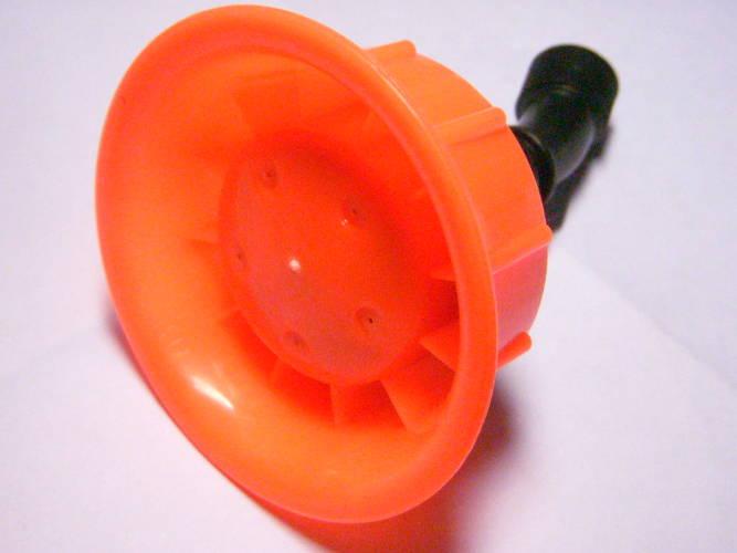 Пятиструйная головка тюльпан для опрыскивателя Forte