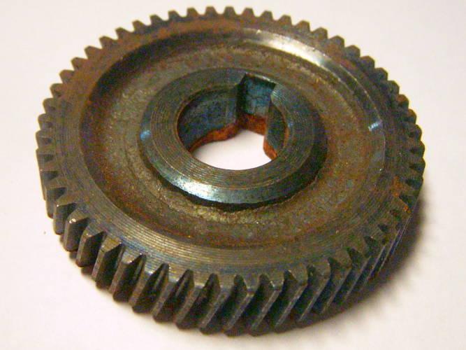 Стальная шестерня 56 мм для цепной электропилы Интертул
