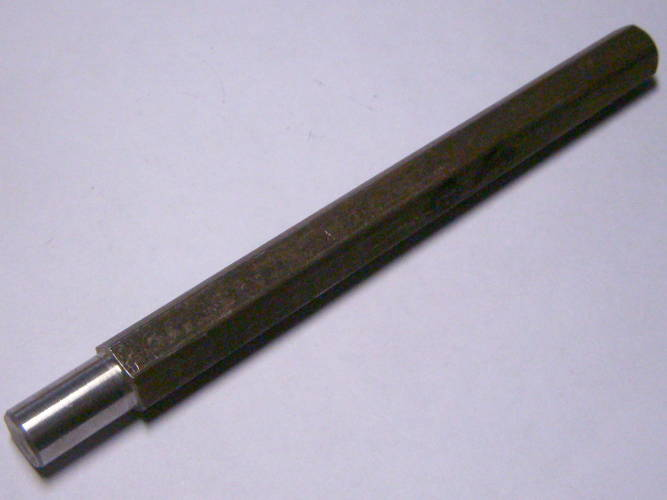 Шестигранный вал насосной части Водолей БЦПЭ 0.5-40У
