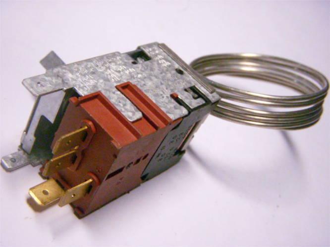 Терморегулятор Danfoss -12.5°C -23°C с трубкой 1 метр для морозилки