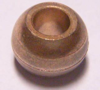 Шаровая бронзовая втулка 6*13*10 двигателя электромясорубки