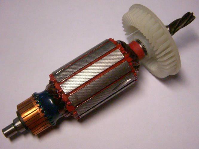 Якорь перфоратора BAUTEC BBH 950SE на 5 косых зубов