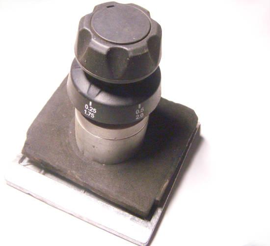 Регулятор подошвы электрорубанка Craft CP-750P
