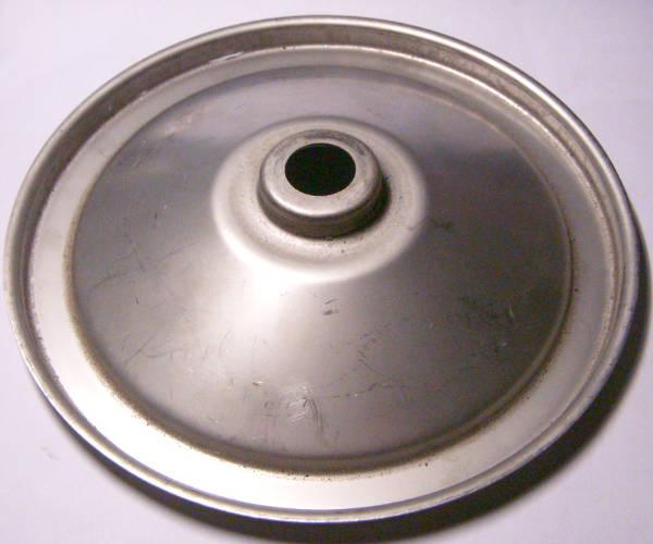 Отражатель с широким кольцом под колесо 130 мм