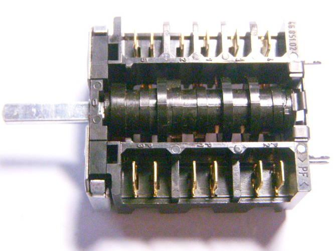 Переключатель EGO 46.23866.500 режима электродуховки