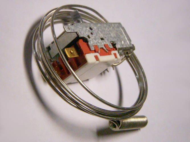 Терморегулятор K50 для воздушной холодильной витрины