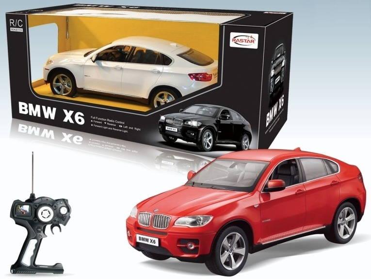 Радиоуправляемая машина BMW X6 45см на аккумуляторе