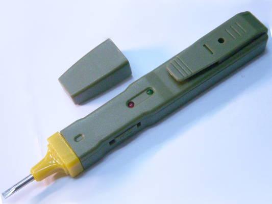 Тестер напряжения - индикатор скрытой проводки MS-48M