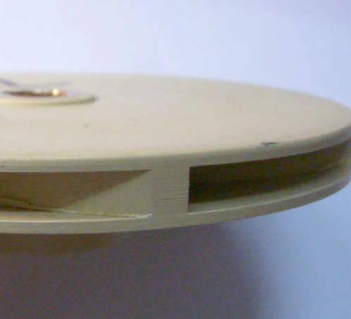 Рабочее колесо 130*12*41 для насоса Optima, Marina CAM-88\22HL, Karcher (Kärcher)
