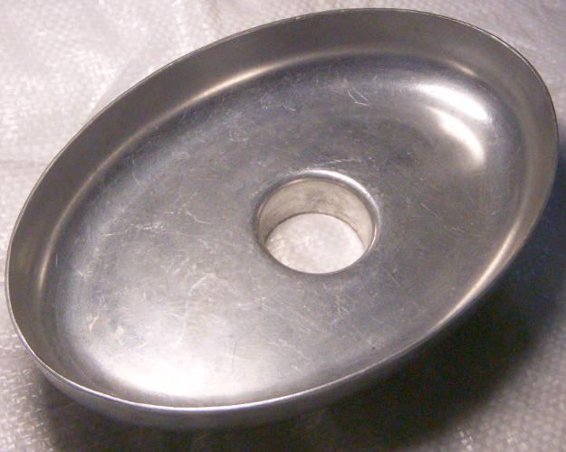 Загрузочный лоток электромясорубки Clatronic с горловиной 49 мм