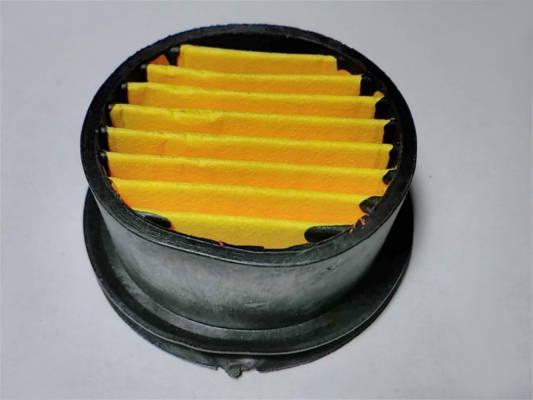 Бумажный фильтр 59*50*24 для компрессора