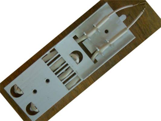 Блок оттайки для быстрого оттаивания намерзшего льда в холоильнике