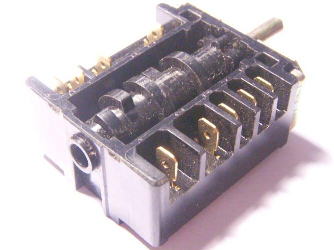 7 позиционный переключатель ПМ-16-7-03 для электроплиты Мечта