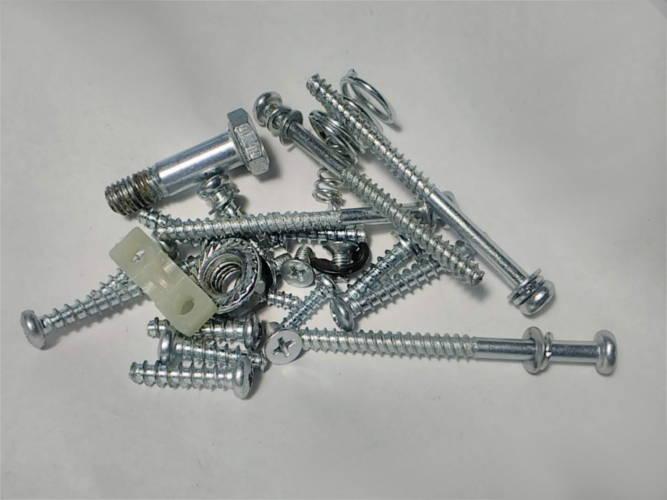 Комплект крепежа цепной электропилы EKS2100