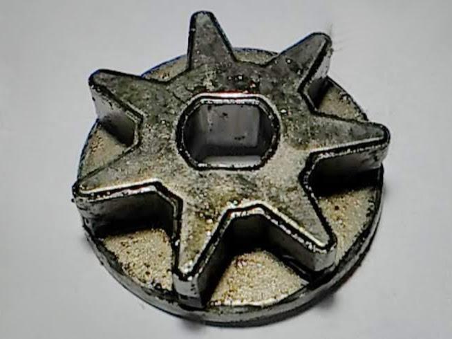 Звезда d37 w8*10 h10 z7 для цепной электропилы Кентавр СП-224
