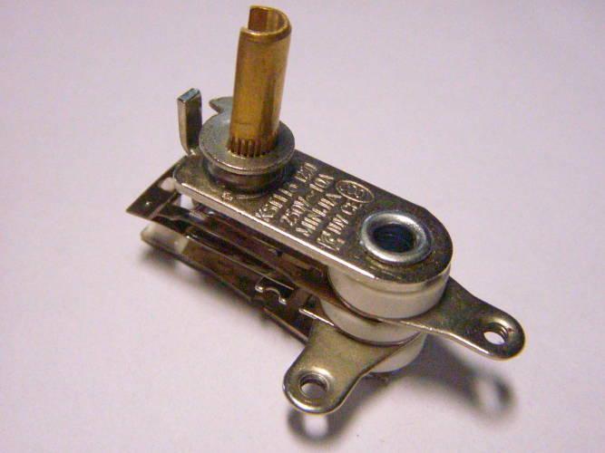 Биметаллический термостат KST118 на 10A