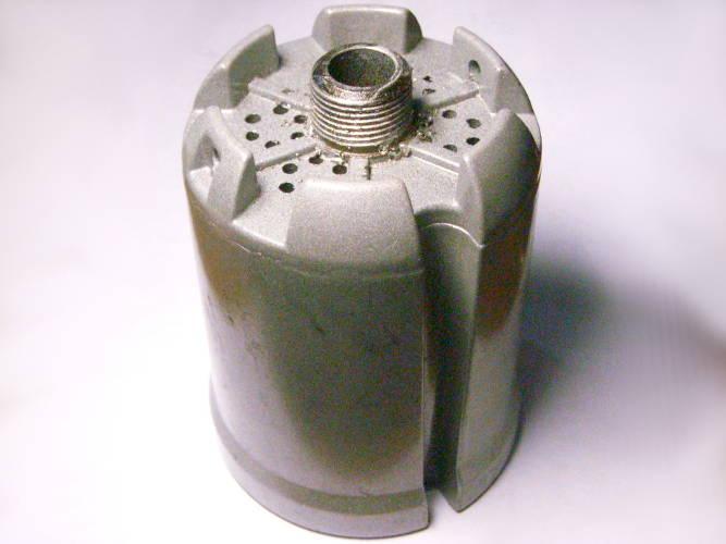 Верхняя крышка 4-х клапанного вибронасоса Посейдон