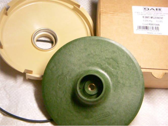 Оригинальный диффузор с рабочим колесом R00010446 насоса DAB JET 132 M