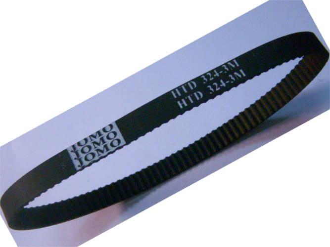 Ремень HTD 324-3M хлебопечки Rainford RBM 103 на 108 зубов