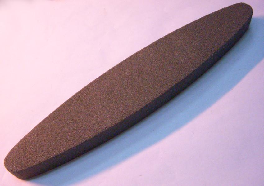 Точилка камень ЛОДОЧКА для заточки ножей, косы, топора