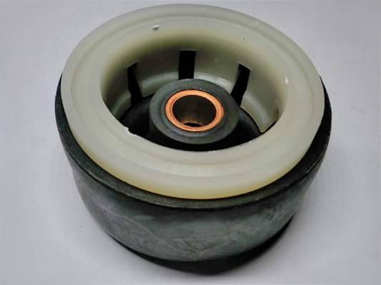 Диафрагма 68 мм на барабан стиральной машины с втулкой 12 мм