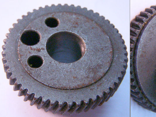 Шестерня 41*12-26*7-4-h22 эксцентрик для электролобзика