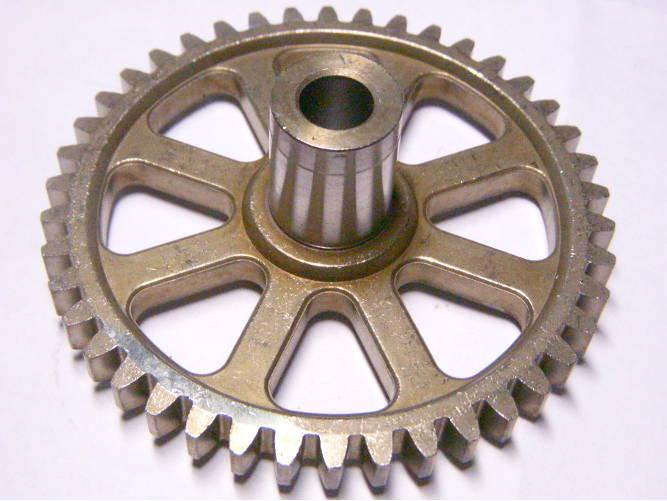 Шестерня 86 мм на 42 зуба для цепной электропилы Зенит, Дніпро-М