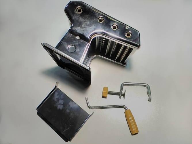 Лапшерезка PE156 Turbo (раскатка + 3 фрезы)