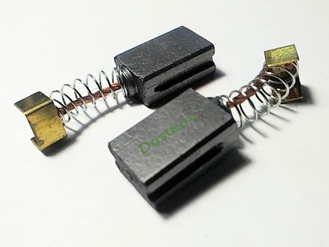 Щетки 10x6 для болгарки и дисковой электропилы